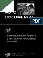 La fotografia documental