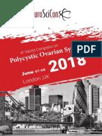 PCOS program 2018