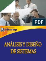 Analisis y Diseños de Sistemas