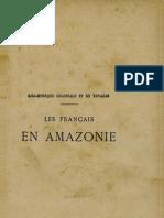Henri Codreu - Les français en Amazonie