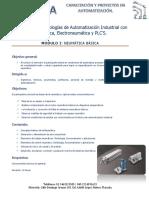 Seminario de Automatizacion Neumatica, Electro, PLC