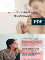 Clase 1 Salud de La Mujer y El Rn.