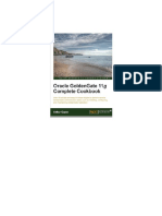 Oracle Golden Gate Packt Books
