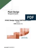 Hvac Using Pdms Vol1