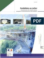 Fondations Au Rocher - Oct 2009