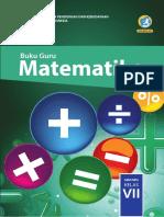 Buku Guru Kelas VII Matematika.pdf