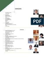XLRI Board of Governers