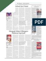 Bedah Pustaka Media Indonesia (Bilangan Fu) Koran