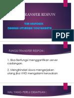 Transfer Respon