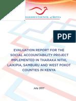 SAP Evaluation Report