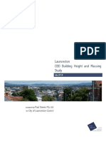 Launceston CBD Building Height and Massing Study