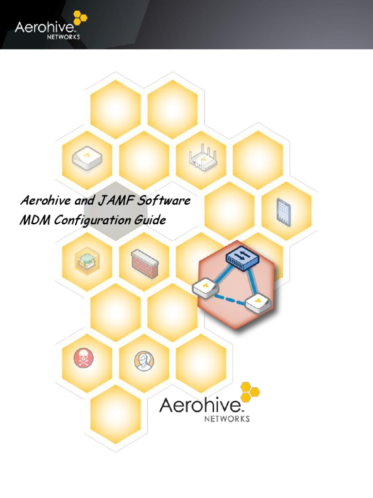 Aerohive jamf mdm configuration guide 330083 02 operating system ios ccuart Images