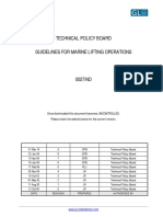 Noble Denton Guidelines for Marine Lifting Operations[1]