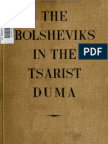 Bolsheviks in Tsar Bad A