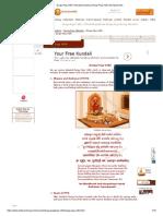 Durga Puja Vidhi