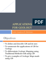 Gis Geology