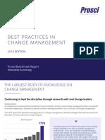 2018 Best Practices Executive Summary