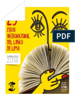 Programa FIL 2018