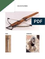 Arme Si Uniforme Evul Mediu