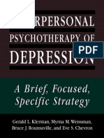 Interpersonal Psychotherapy Of Depression (20) - Klerman, Weissman.pdf