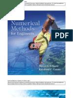 Numerical Methods Engineers Pdf