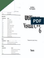 Jon Bates & Tim Tompkins - Utilizare Visual C++ 6