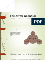 Demokrasi Indonesia (Kwn)