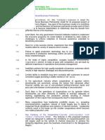 Transformational Business Partnership Model Draft Revised 041916