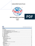 IWCF Drilling Well Control Syllabus - Level 2