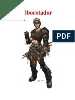 Alborotador pathfinder