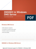Presentation Dnssec Windows Server 15oct14 En