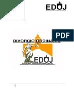 Divorcio Ordinario Desarrollo Edoj (1)