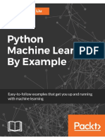 Python Machine Learning by Example_ Easy-To-follow Examples That Get You Up and Running With Machine Learning
