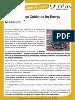 Quidos Listed Buildings Guidance for Energy Assessors v1.0