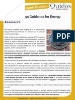 Quidos Listed Buildings Guidance for Energy Assessors v1.1