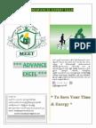3011. Adavanced Excel (Thein Htut).pdf