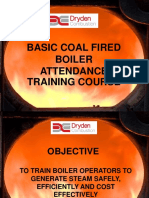 Boiler Operator Training General Presentation