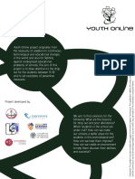 Youth Online Project Flyer
