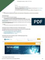 03. Atualização Do Ambiente - Versão 12 - TAF - TDN