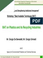 BAT Plastics