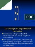 EPI (Expanded Program on Immunization)