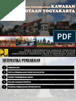 Rencana Pengembangan Perkotaan Yogya