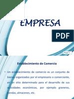 2. Empresa y Sociedades
