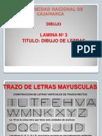 Teoria de Letras .