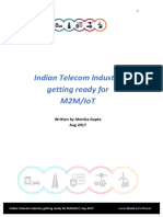 WP on Indian Telecom Getting Ready for M2M IoT Whitepaper Final Updated