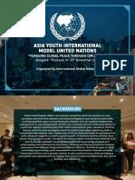 Proposal Ayimun 2018 - Bangkok Thailand