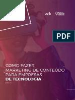 Como Fazer Marketing de Conteudo Para Empresas de Tecnologia