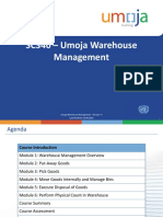 Sc340-Umoja Warehouse Management Ilt v4