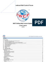 IWCF Drilling Well Control Syllabus - Level 2