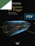 Casas, Alberto & Rodrigo, Teresa - El boson de Higgs [31488] (r1.0 UnTalLucas).epub